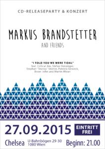 Plakat Markus Brandstetter